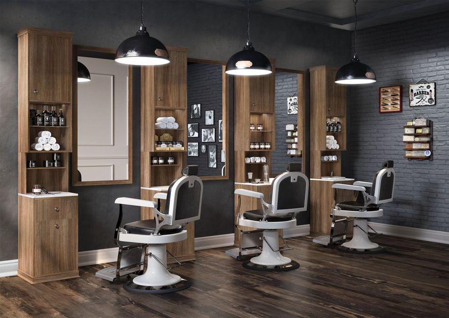 декоративные кустарники, мебель для салонов парикмахерских фото медведя называли
